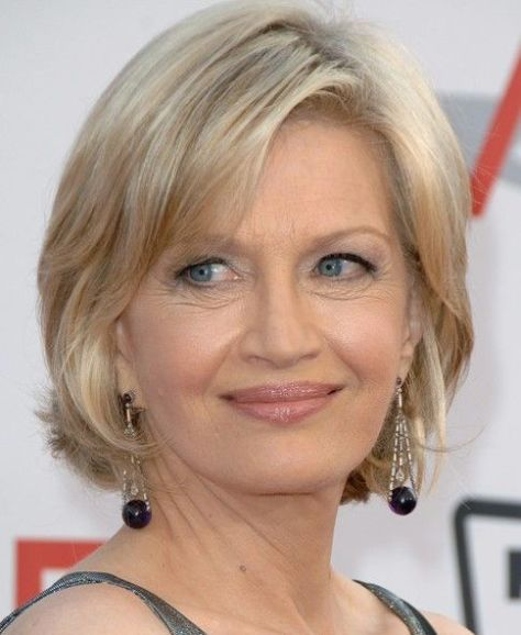 Short Hair Styles For Women Over 50..