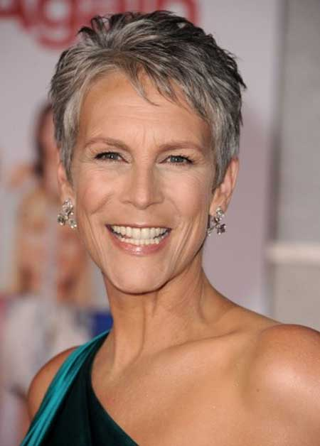 Short pixie haircuts for women over 50