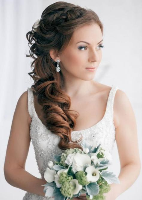 Wedding Hairstyles For Long Hair ideas