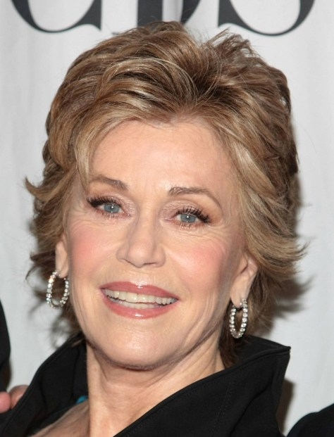 NEW YORK - MAY 06: Actress Jane Fonda attends the 2009 Tony Awards Meet the Nominees press reception at The Millennium Broadway Hotel on May 6, 2009 in New York City. (Photo by Will Ragozzino/Getty Images)