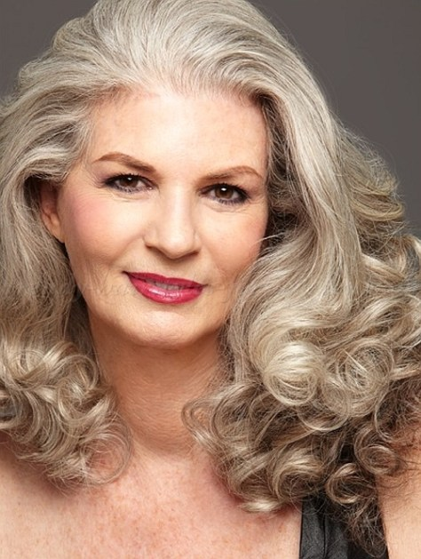 long hairstyles over 50