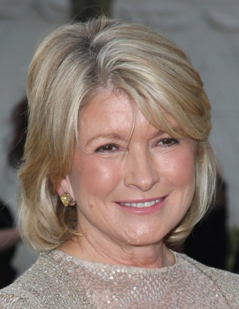 "NEW YORK - SEPTEMBER 21: TV personality Martha Stewart attends the Metropolitan Opera season opening with a performance of ""Tosca"" at the Lincoln Center for the Performing Arts on September 21, 2009 in New York City. (Photo by Jason Kempin/Getty Images)"