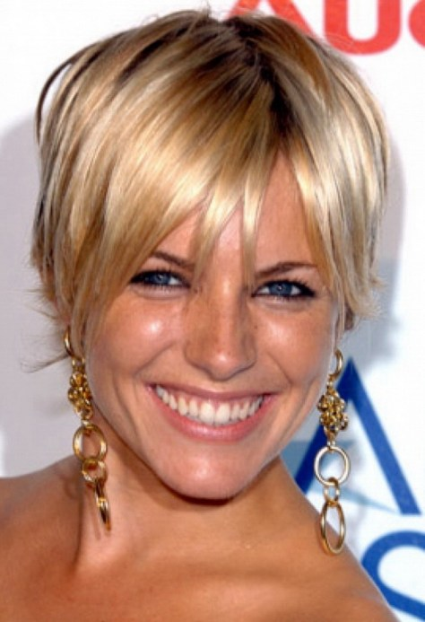 short hairstyles for fine hair over 50
