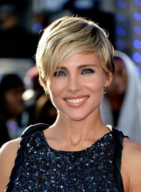 2016 Short Hairstyle for Fine Hair