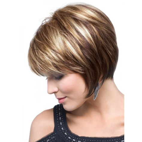 2016 Short Hairstyle for Thin Hair