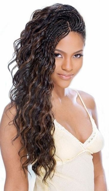 African Braid Hairstyles Black Women