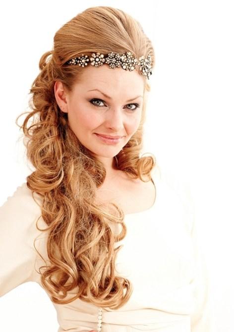 Beautiful Wedding Hairstyles For Long Hair ...