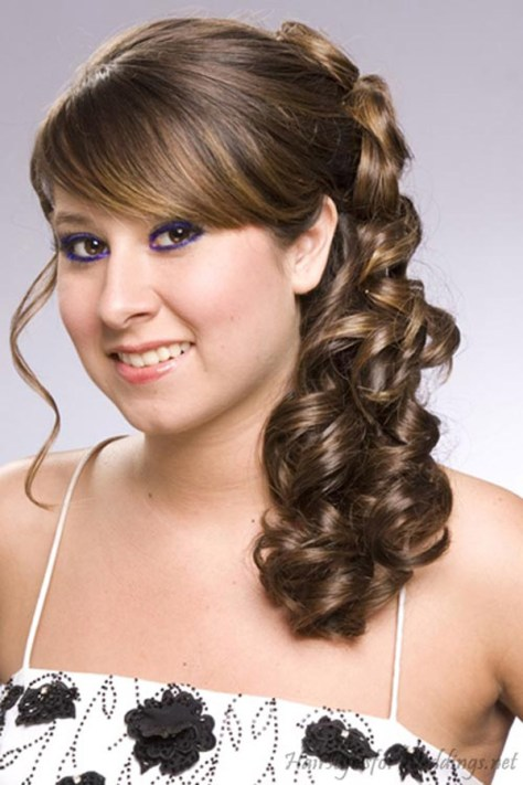 Best Curly Wedding Hairstyles