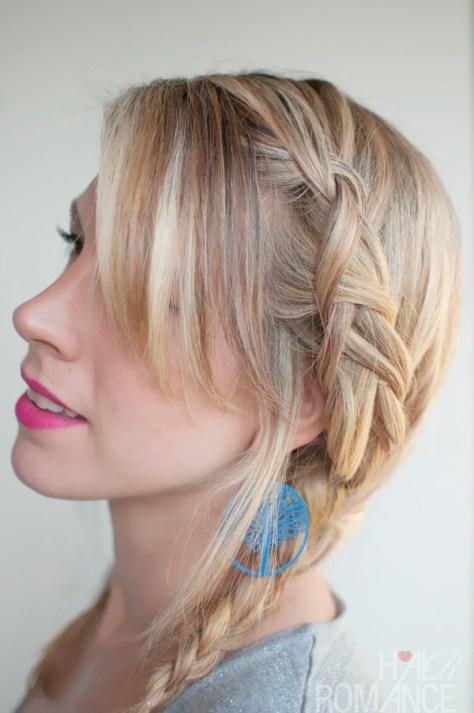 Braided Pigtail Hairstyles for Medium Hair