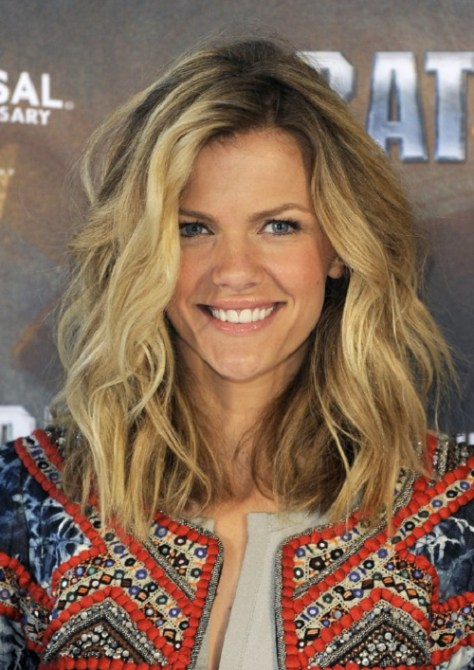 Brooklyn Decker Medium Length Hair