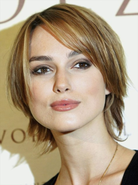 Chic short women haircut hairstyle