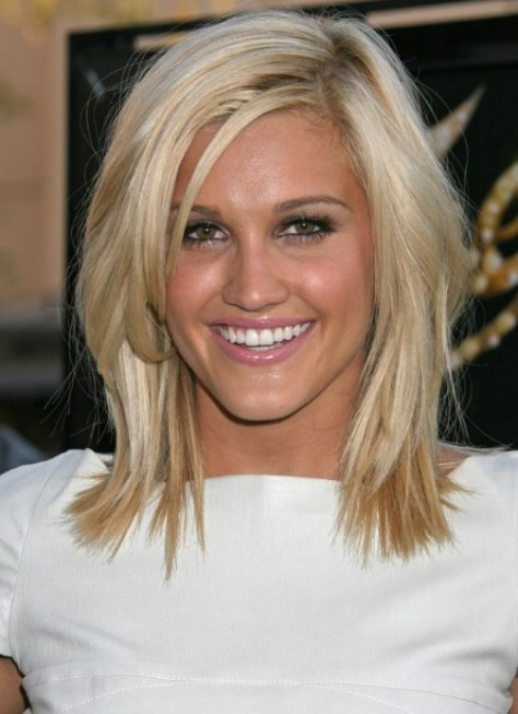 Choppy Medium Length Hairstyles...