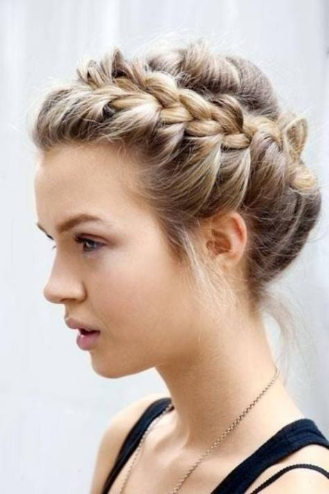 Cute Braided Hairstyles ..