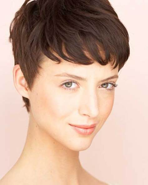Cute Girl Hairstyles with Short Hair