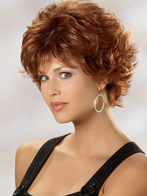 Fabulous Short Hairstyles for Curly Hair ...