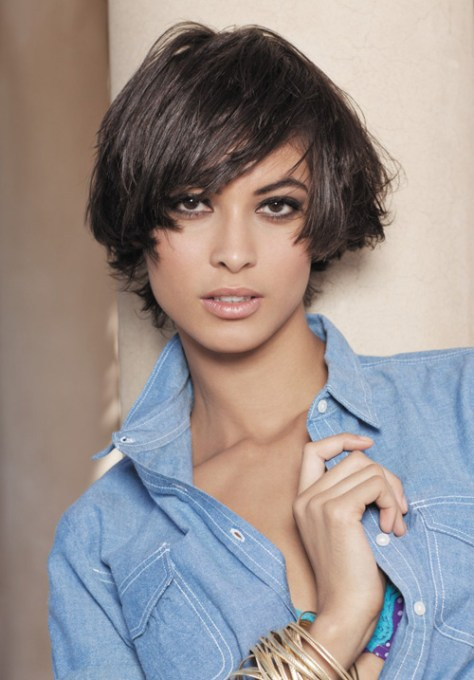 Great Short Hairstyles for Thick Hair