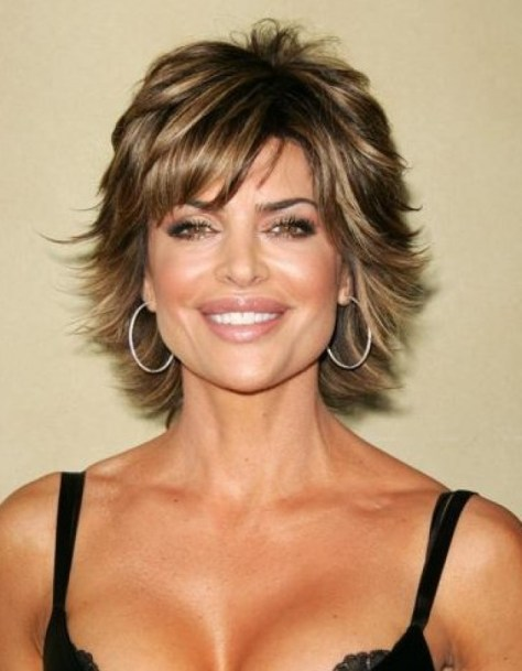 Hairstyle Short Haircuts for Women Over