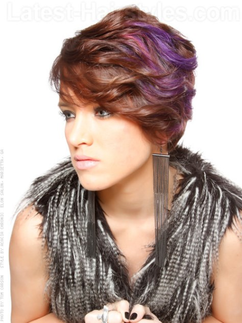 Incredible Short Hairstyles for Thick Hair