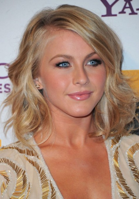 Julianne Hough Medium Hair
