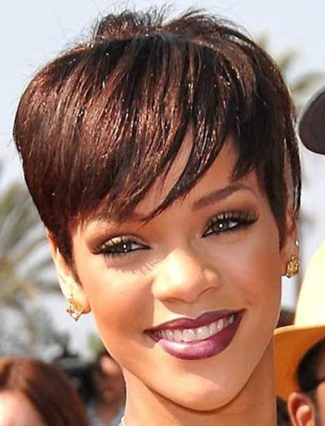 Latest Short Haircuts for Black Women