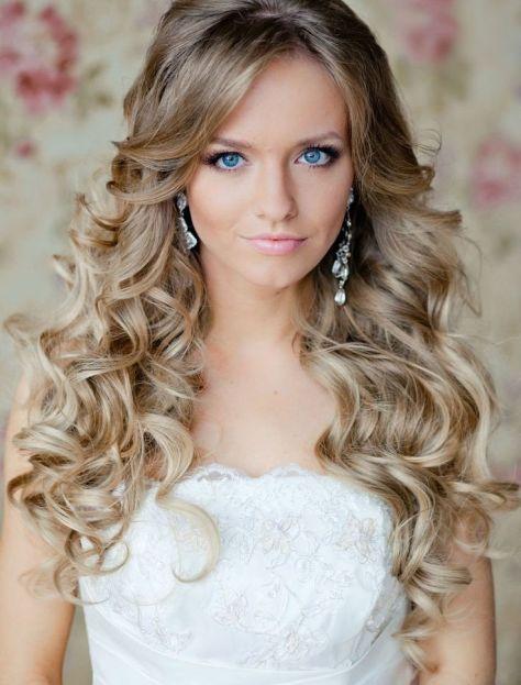 Long Wedding Hairstyles....
