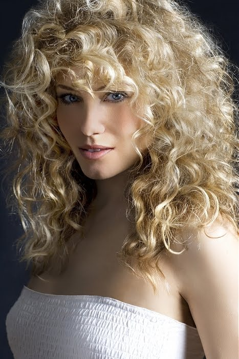 Naturally Curly Hairstyle