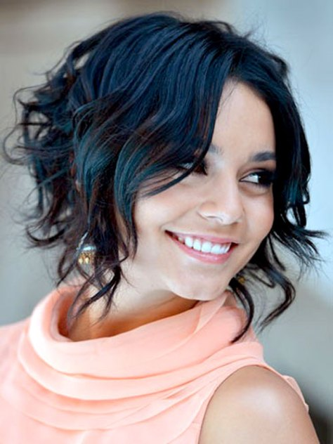 Short Curly Bob Hairstyles 2016