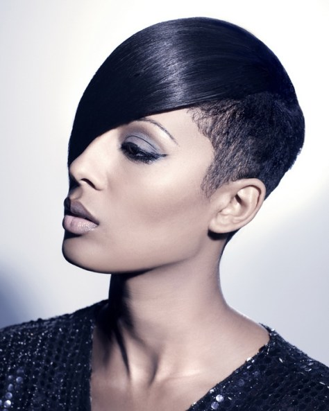 Short Hairstyles for Black Women..