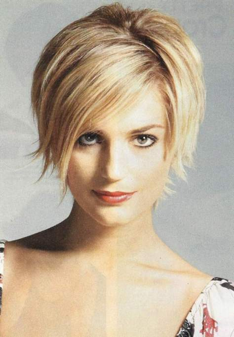 Short Hairstyles for Fine Hair Women