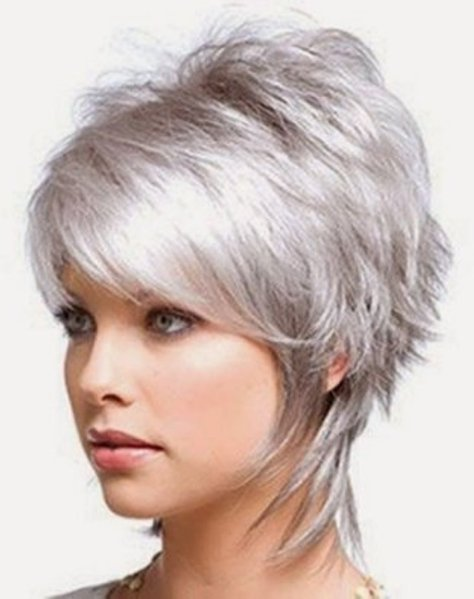 Short Shag Hairstyles Ideas for Women