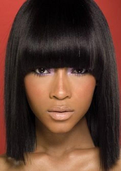 Showiest Bob Haircuts for Black Women