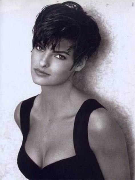 Very short hairstyles for thick hair women