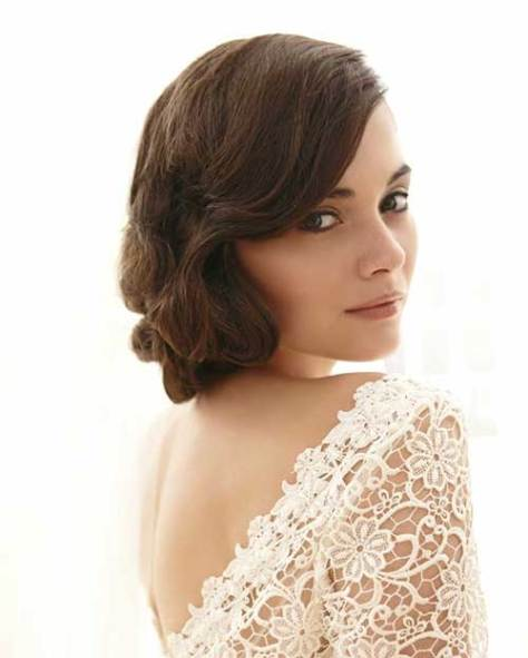 Wedding Hair For Short Hair