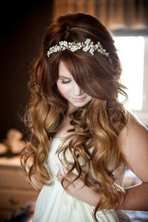 Wedding Hairstyles For Long Hair.. ideas
