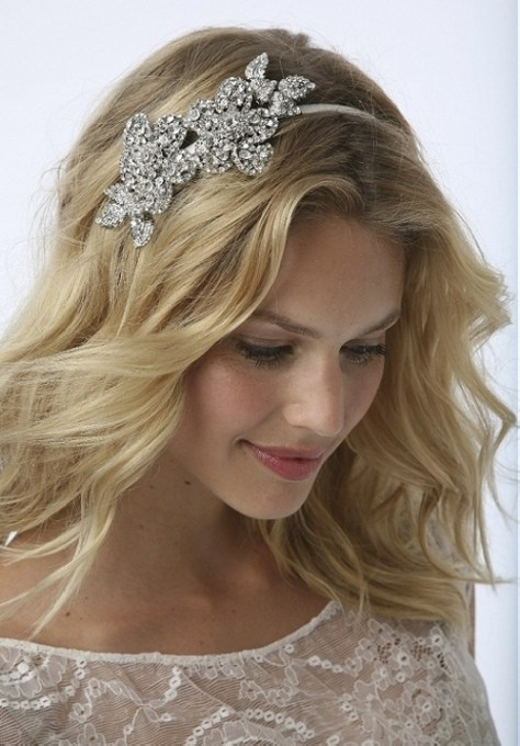 Wedding Hairstyles Long Straight Hair