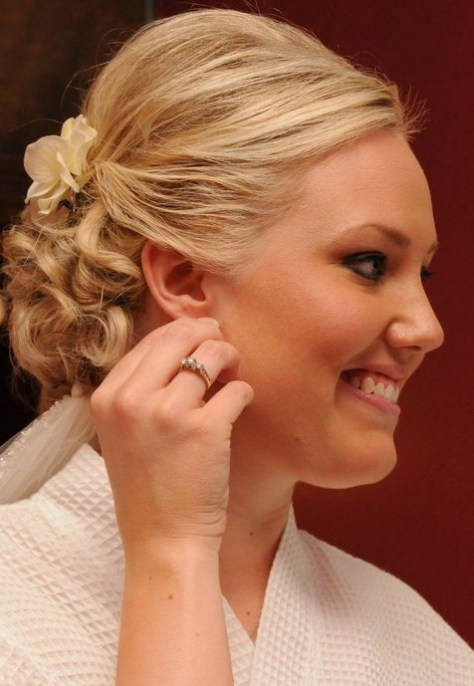 Wedding Hairstyles Updos for Short Hair Ideas