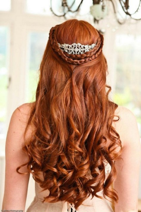Wedding Hairstyles with Long Hair...