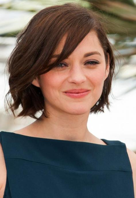 short medium hairstyles fine hair