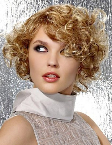 Best Short Curly Hair...