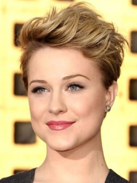 Best Short Hairstyles For Round Faces ideas