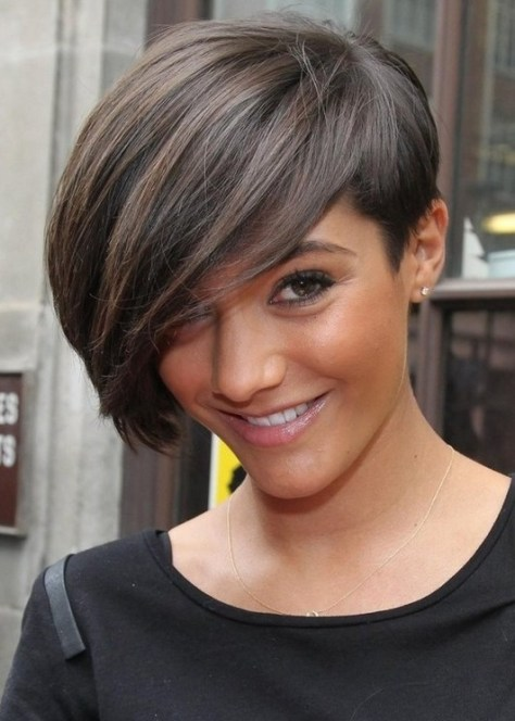 Cute Short Hairstyles 2016