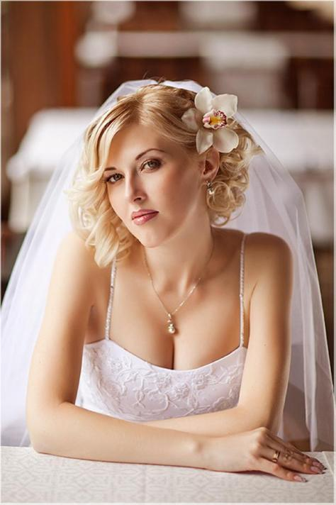Hairstyle Short Hair Wedding ideas