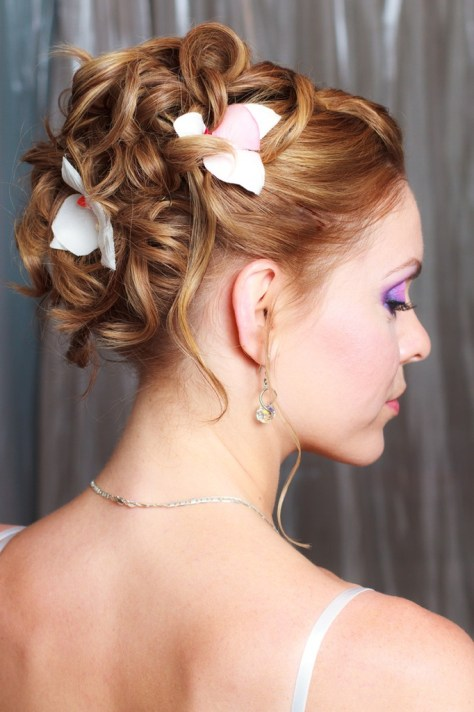 Hairstyle Short Hair Wedding...