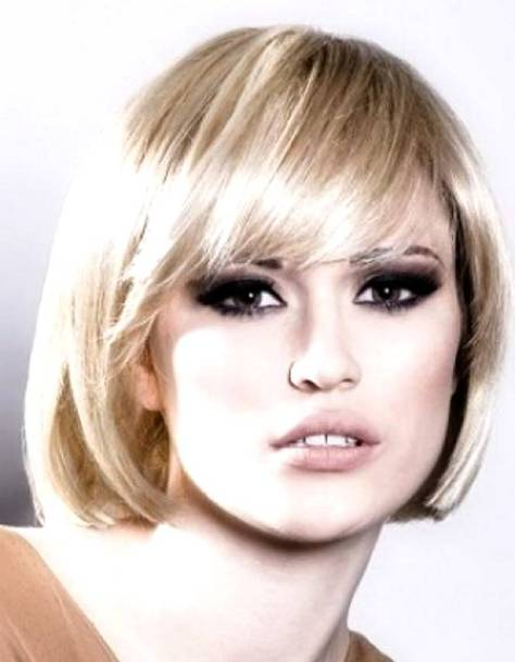 Kate Bosworth Short Blonde Bob