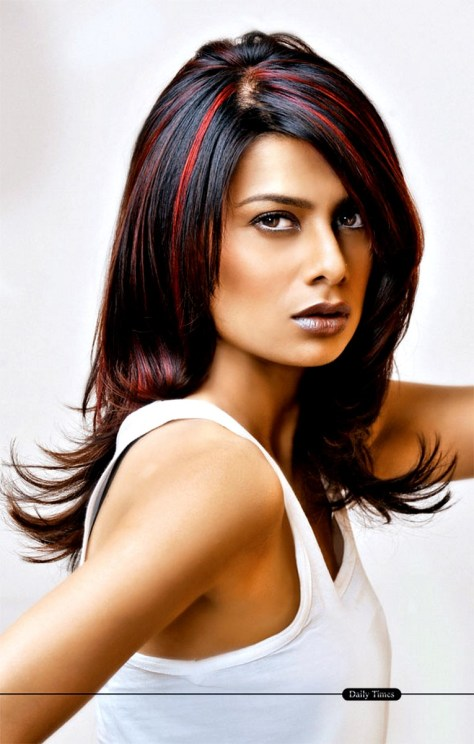 Latest Hair Colors and Styles