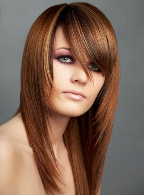 Long-Layered-Hairstyle-Straight-Hair