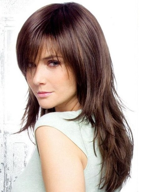 Long Layered Hairstyles For Thin Hair
