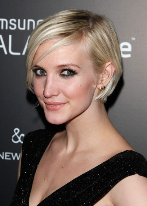 Short Bob Hairstyles Thin Hair