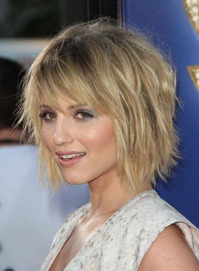 Short Choppy Hairstyles for Thin Hair