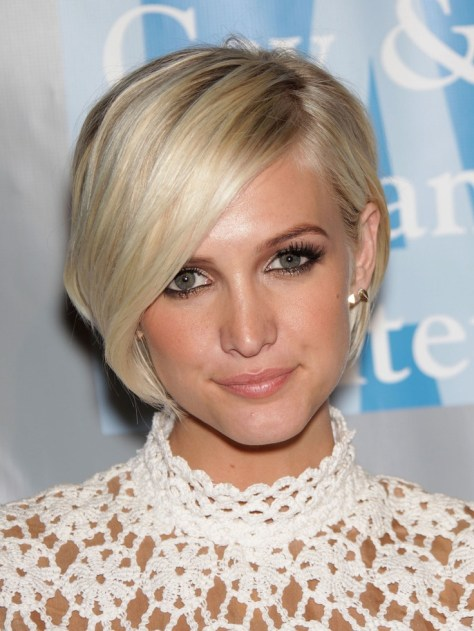 ASHLEE SIMPSON at An Evening With Women in Beverly Hills